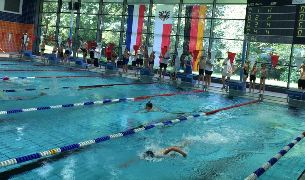schwimmen 2019